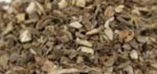 Сушеный корень аира