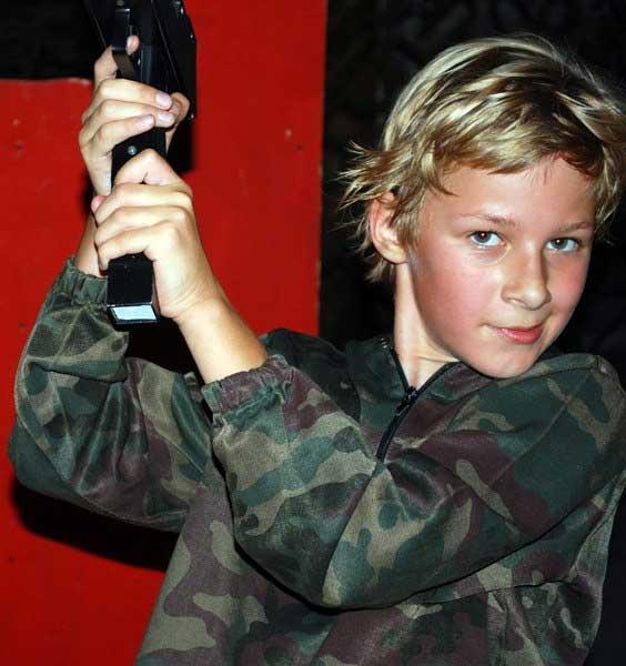 мальчик 12 лет