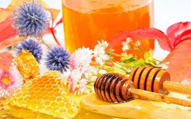 Мед может вызвать аллергию