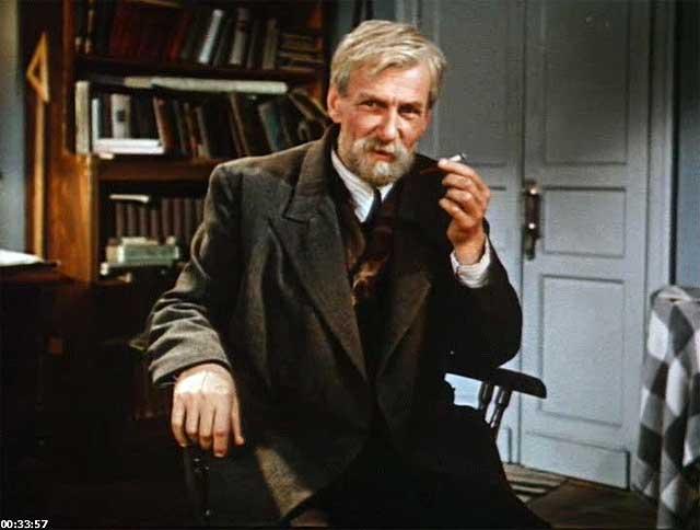 Сельский врач - кадр из фильма