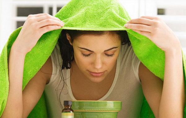 Домашняя чистка лица