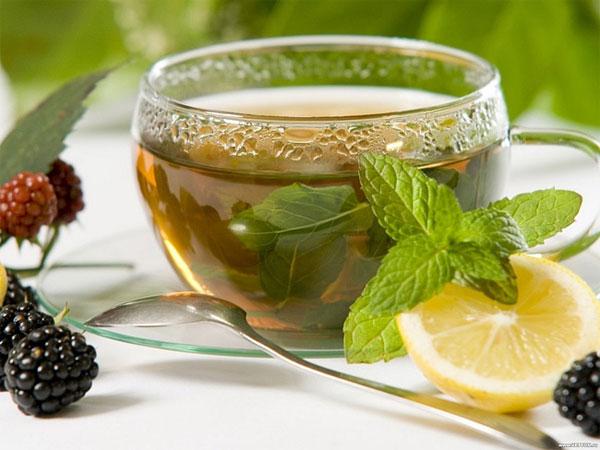 Травяной чайный сбор