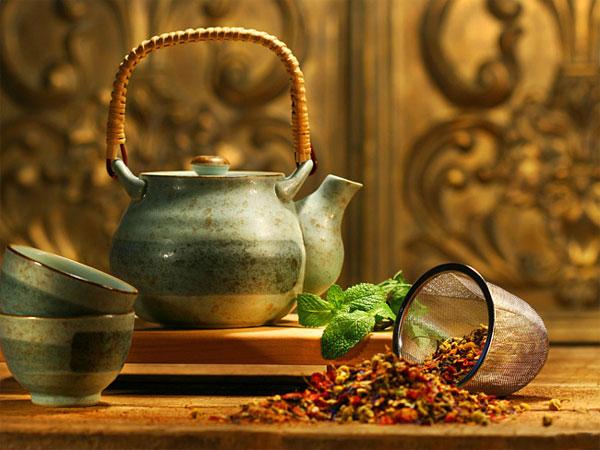 Картинки по запросу Травяной чай из мелиссы