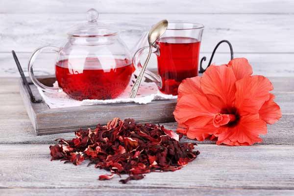 Каркаде или красный чай