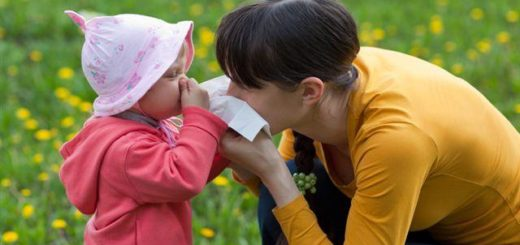 Поллиноз или сенная лихорадка