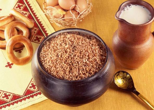 Гречка с кефиром творят чудеса - диета рецепты отзывы