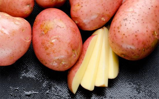 Картофель - отличное средство при лечении солнечных ожогов
