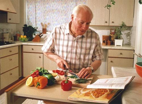Рекомендации здорового питания для пожилых людей