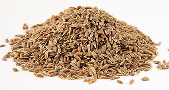 Семена укропа при лечении ВСД