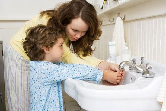 Кишечные инфекции - болезни грязных рук