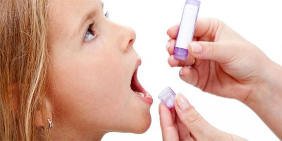 Гомеопатические препараты для детей