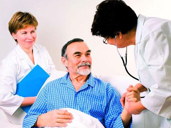 Особенности ишемического инсульта