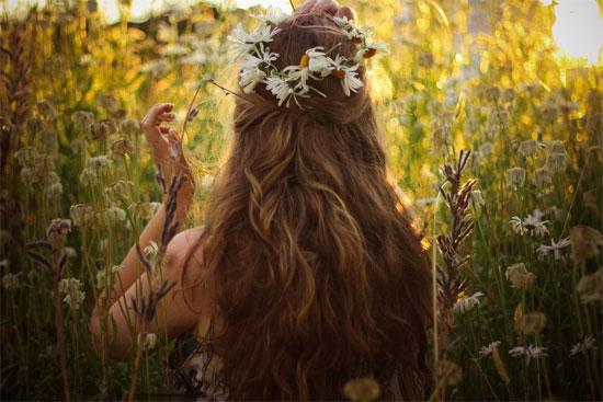 Косметика для волос из натуральных компонентов