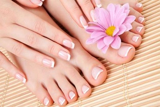 Продукты и минералы для ногтей