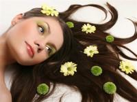 Минералы и продукты для здоровья волос