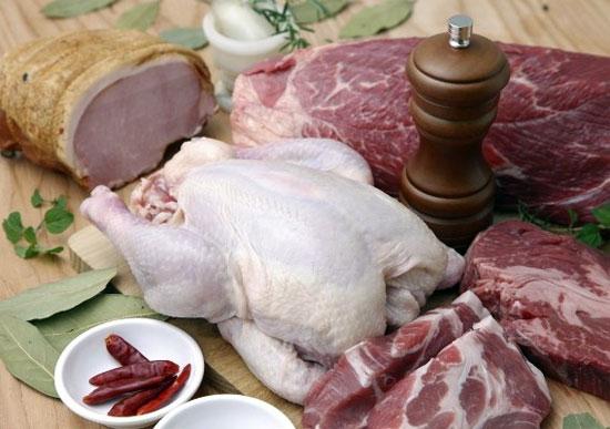 Мясные продукты для организма