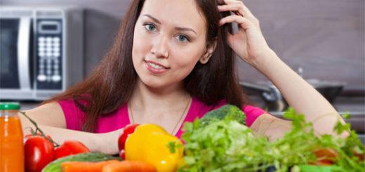 Питание при женских заболеваниях