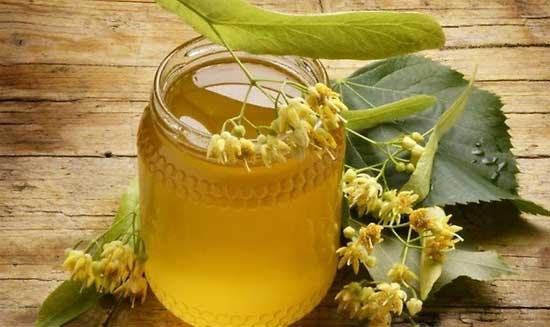 Липовый мед и липовый цвет при лечении ринита