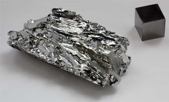 минерал молибден