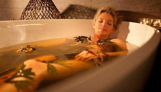 Травяные ванны при дерматитие