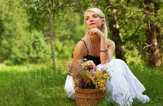 Травы для женщин