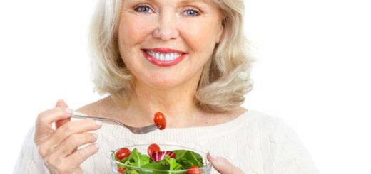 Трехфазная диета для женщин после 50