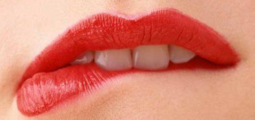 Герпес на губах - симптомы и лечение