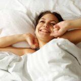 Как проснуться утром красивой